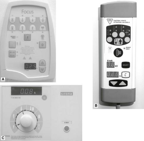 3 Dental X Ray Equipment Image Receptors And Image