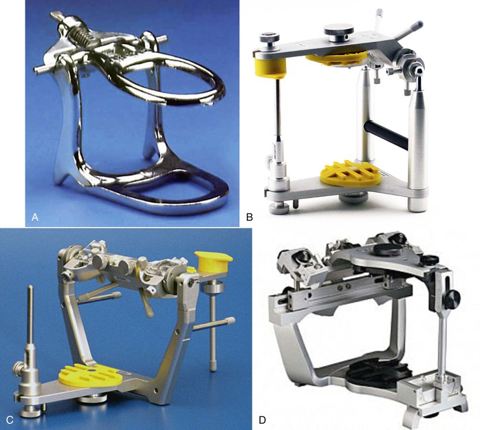 Straight Line Articulator : Diagnostic casts surgical templates and