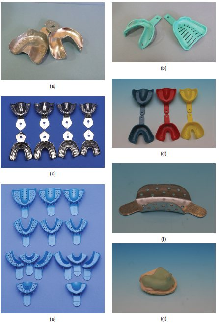 (c) Dentate metal perforated impression trays. (d e) Dentate plastic perforated u0027stocku0027 trays. (f) Universal sectional impression trays.  sc 1 st  Pocket Dentistry : sectional tray - Sectionals, Sofas & Couches